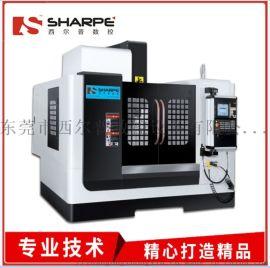 东莞供应850数控加工中心, 小型加工中心V850