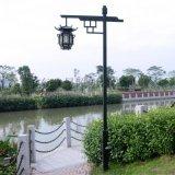 庭院灯厂家定制3.5米中式庭院灯 路晟照明中式庭院灯公园用