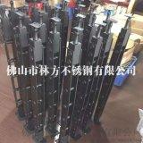 厂家直销不锈钢楼梯立柱 不锈钢楼梯覆膜镀色立柱