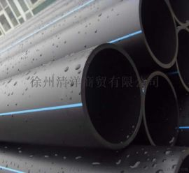 宿迁 dn200大口径pe给水管材生产厂家