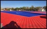 吉林拼裝懸浮地板籃球場吉林懸浮地板廠家