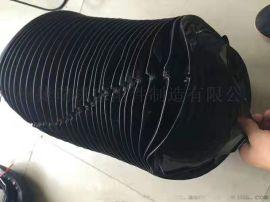 缝纫式圆筒丝杠开口防护罩