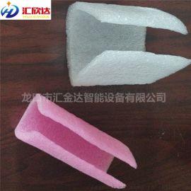 汇欣达全国热销珍珠棉发泡布生产线 异型材设备