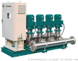 全自动智能变频无负压供水设备生产生活用水