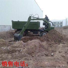 厂家直销随车挖 车载挖掘机装载一体机