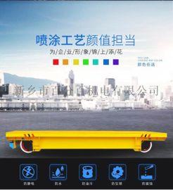 非标65吨自动化PLC平车, 滚轮轨道小车材料计算