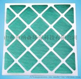 喷漆房玻璃纤维空气过滤器 玻璃纤维过滤网规格定做