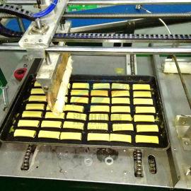 月饼糕点酥饼表皮刷蛋机