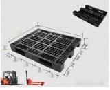 自貢堆碼塑料托盤,川字貨架棧板,週轉托盤 1212
