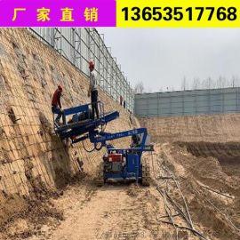 锚固钻机工程护坡锚固钻车密云县操作方便