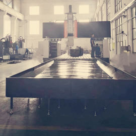 精科大恒数控龙门铣床8米数控机床厂家销售