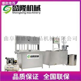 吉林豆腐机全自动商用 豆腐机设备 豆腐机设备