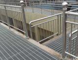 麻花鋼鋼格板,搭建平臺鋼結構用鋼格柵,鍍鋅平臺用麻花鋼鋼格板