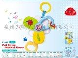 PARKFIELD 婴儿车床挂铃/挂件音乐手拉铃 塑料音乐玩具0-1岁81529