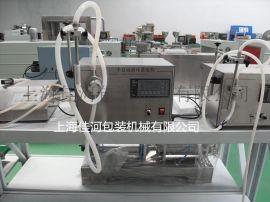 佳河厂家SF-2-1电动自吸式液体灌装机