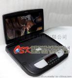 黑色款18.5寸吸顶DVD 显示器  欧视卡工厂直销