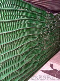 工厂生产加工3.0绿色PVC输送带加裙边 导条 挡板提升机皮带