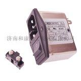 医疗设备器械用电源滤波器插座三合一双保险