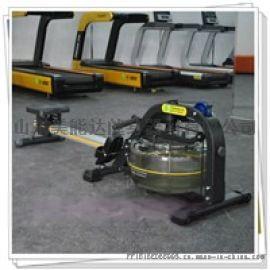 江健身器材厂家商用健身器材水阻划船器厂家