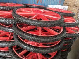 实心轮胎的安装注意事项