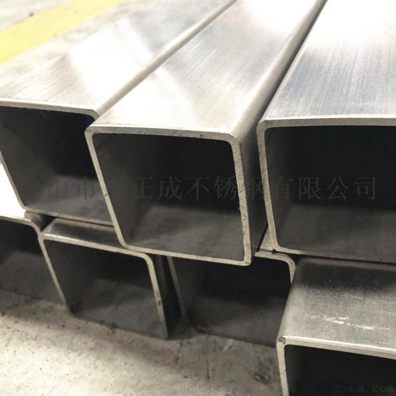 惠州201不锈钢方管,拉丝不锈钢方管