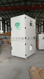 脉冲滤筒除尘器 中央除尘粉尘收集处理设备