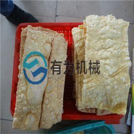 广西腐竹连续式全自动油炸机流水线厂家直销质量保证
