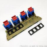 DDR3 8位記憶體顆粒測試治具 一拖八