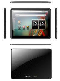 LCD电容式触摸屏平板电脑(爱立顺M12)