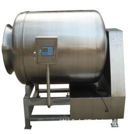 沙丁鱼罐头真空滚揉机  快速腌制入味真空滚揉机