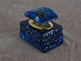水晶琉璃香水瓶(A8736)