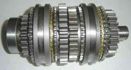 盆角齿轮组