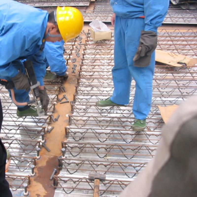 供應鋼筋桁架樓承板(TD板)鋼筋桁架樓承板廠家盡在天津勝博