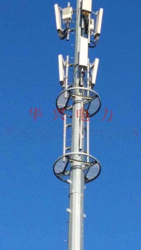 北京平谷10KV電力杆及通信資訊杆