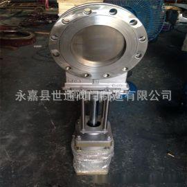 气动插板阀 不锈钢气动闸板阀 厂家直销 全国低价