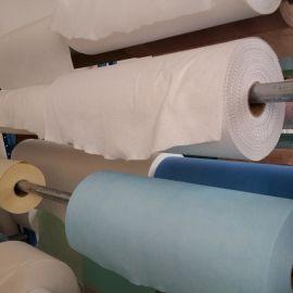 新价供应多规格多网形全棉或竹纤维水刺无纺布_生产厂家产地货源