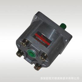 履带式收割机齿轮泵CBN310-左旋
