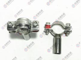 非标加长定做管支架,卫生级管支架,不锈钢带盘管支架 管支架