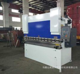 广东63吨2500折弯机E21数控双轴系统 液压数控折弯机 厂家直销
