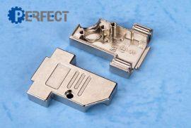 专业生产铁壳连接器锌合金外壳