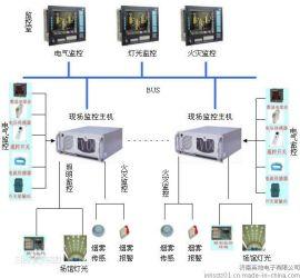 威海汽车4S店专用电气火灾监控系统 威海汽车4S店专用探测器