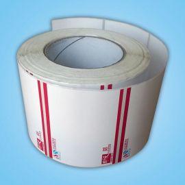 热敏不干胶标签印刷,不干胶标签定做,电子称卷筒不干胶