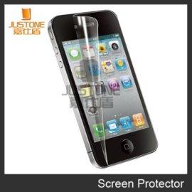 iphone4/4S高清透明防刮进口手机保护膜