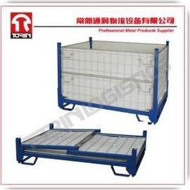 优质折叠网箱,镀锌网箱,金属网箱