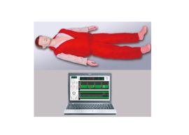 康谊牌**电脑心肺复苏模拟人(计算机控制) 心肺复苏模拟人