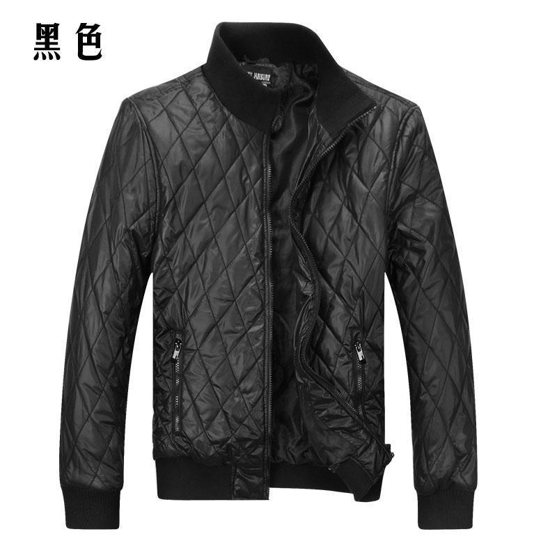 2013**冬装男式休闲棉衣外套 防寒服