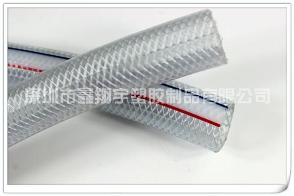 网纹管,透明PVC软管,深圳纤维增强软管