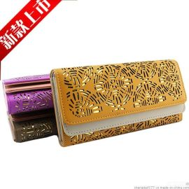 供应批发韩版女士长款钱包 短款钱包 零钱包 手机包 卡包