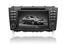 奔驰C级/CLK级专车专用车载DVD/GPS导航仪