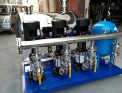 无负压增压变频供水设备